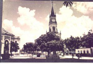 Plaza de armas 1960