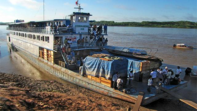 Lanchas Yurimaguas Iquitos
