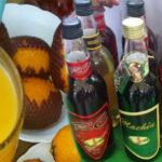 Bebidas y tragos de la selva